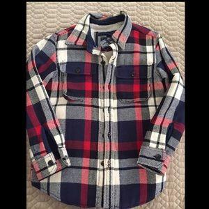 GAP Boy's Flannel Jacket